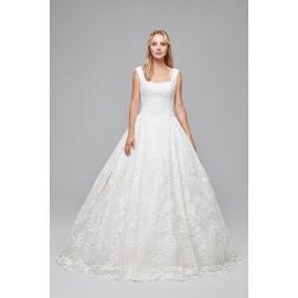 فستان زفاف _موديل الملكة