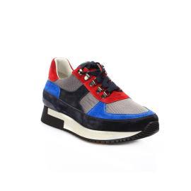 سنيكر - حذاء مبطن للراحة الكاملة جلد طبيعي 100%