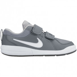 حذاء رياضي للاولاد باللون الفضي الفاتح من ماركة نايك