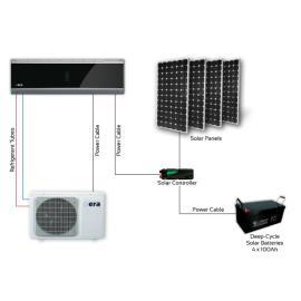 مكيفات التبريد (الطاقة الشمسية)