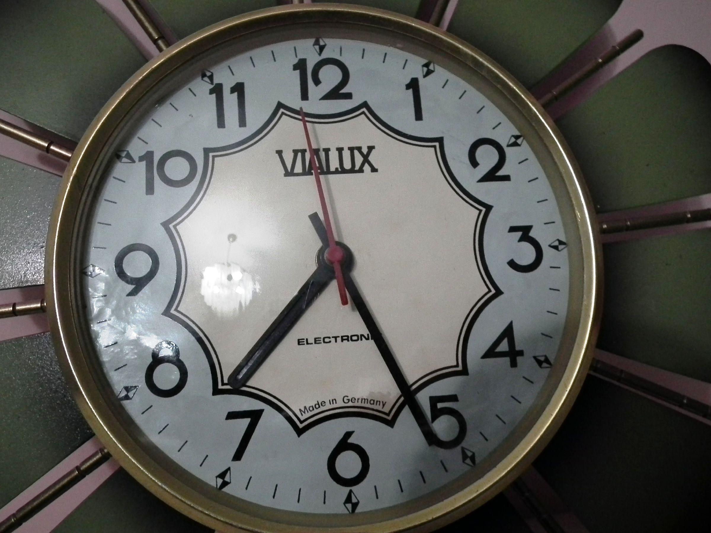فيالوكس ساعة دوار الشمس الاخضر