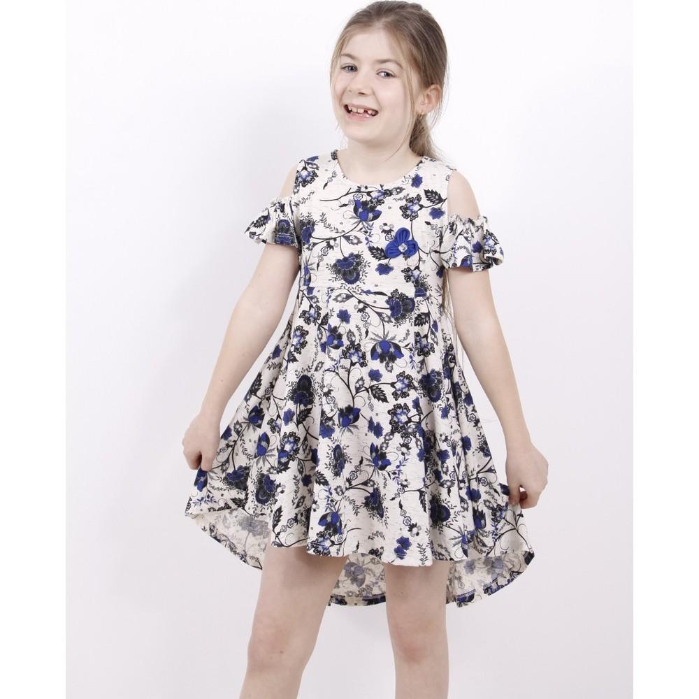 فستان الازهار للبنات ماركة تونتوي