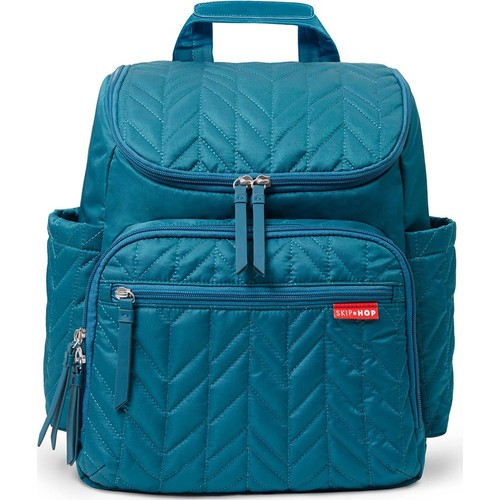 حقيبة سكيب هوب للام لمستلزمات الطفل  تعليق ظهر صناعه تركية